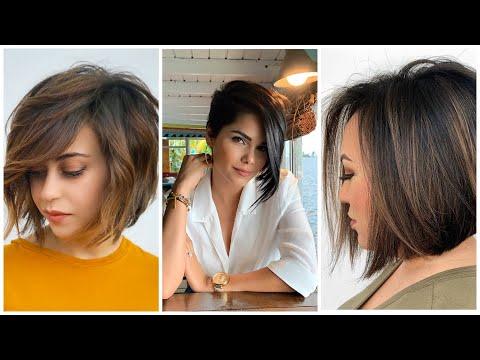 ПОТРЯСАЮЩИЕ ИДЕИ СТРИЖЕК 2020 ДЛЯ ТОНКИХ ВОЛОС / AWESOME HAIRCUT IDEAS 2020 FOR THIN HAIR. photo