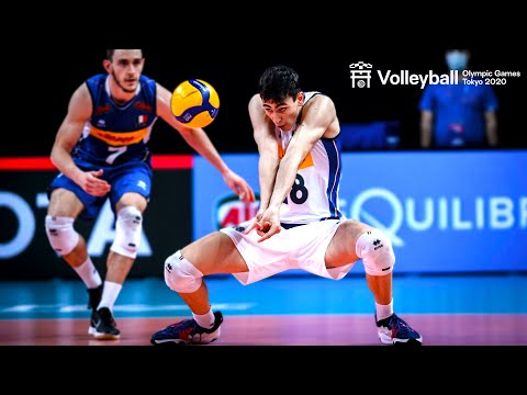 Best of Alessandro Michieletto 🇮🇹 Rising Volleyball Star with only 19 years of age!