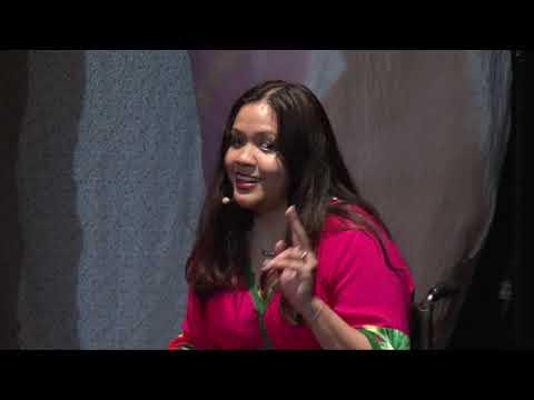 Handicapée…mais en vie et heureuse | Rowena NOUVEAU | TEDxPapeete