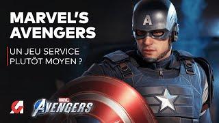 vidéo test Marvel's Avengers par ActuGaming