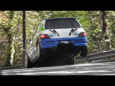 Cividale Castelmonte 2017 – Italian Hillclimb Pure Sounds  Action!!