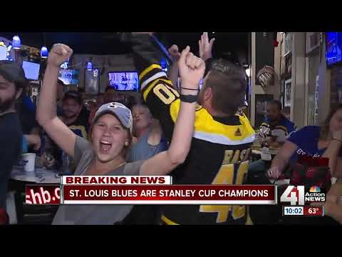 KC hockey fans gather for winner-take-all Stanley Cup Game 7