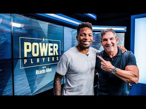 NFL Pro Ricardo Allen and Grant Cardone Talk Life in the NFL photo