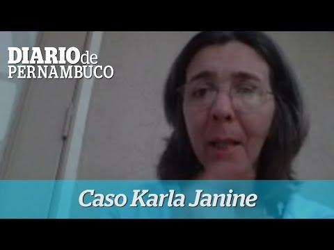 Relembre o Caso Karla Janine