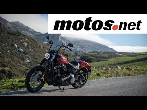 Gama Harley Davidson 2020 | Presentación / Primera prueba / Test / Preview en español HD