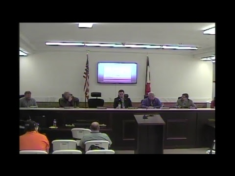 2017-04-18 Board of Supervisors Meeting