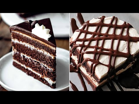 FUN and Simple Chocolate Cake Tutorials | Coolest Cake Decorating Ideas Everyone Can Make