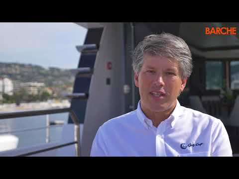 Barche interview Gulf Craft CEO Erwin Bamps