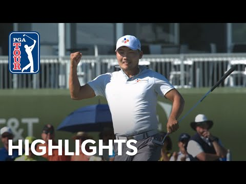 Highlights | Round 4 | AT&T Byron Nelson 2019