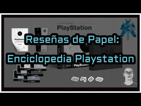 Reseñas de Papel: Enciclopedia Playstation (Pedja, Spidey, J. Relaño) Héroes de Papel