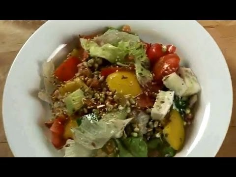 Super Healthy Salad With Chef Dr Bindu Sthalekar - UCmoX4QULJ9MB00xW4coMiOw