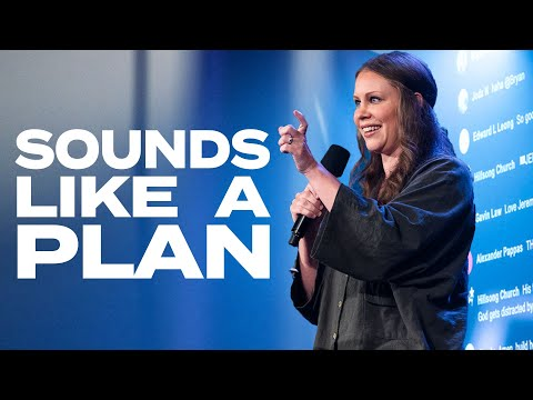 Sounds Like A Plan  Karly Carrasco  Hillsong Church Online