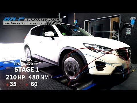 Mazda CX-5 2.2 SkyActiv-D Stage 1 By BR-Performance