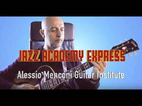 Jazz Academy Express  1 e 2   Alessio Menconi