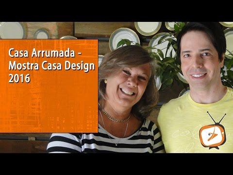 Casa Arrumada - Mostra Casa Design 2016
