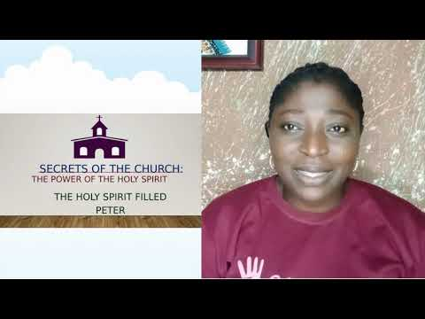 6 years and above Children Church Service at The Covenant Nation  080821