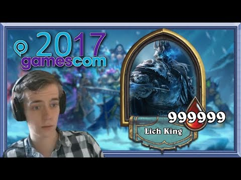 Raids Are Coming To Hearthstone! First Look From Gamescom - UC9GenoUeEqbMrWMysALYR1Q