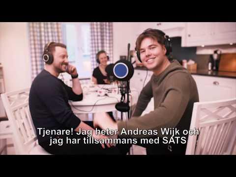 SATS Podden - Andreas Wijk om sin medverkan i SATS Boot Camp