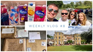 Weekly Vlog #8 - POG Juice, PO Box and Disney friends!