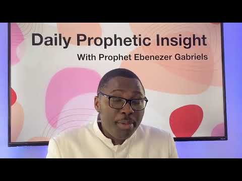 PROPHETIC insight January 12,2021