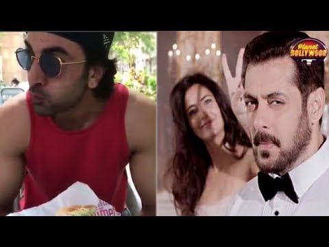 Ranbir Kapoor Beefed Up For Sanjay Dutt Biopic | Salman's 'Tiger Zinda Hai' Look