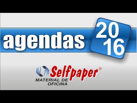Agendas 2016, video HD, selfpaper.com