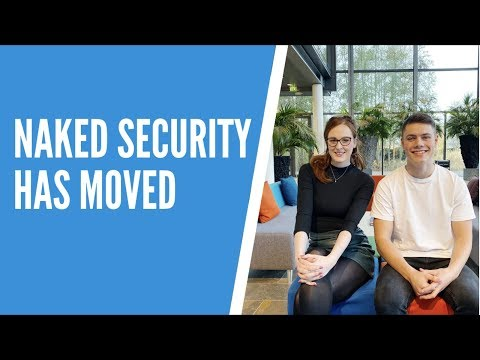 Naked Security has moved!