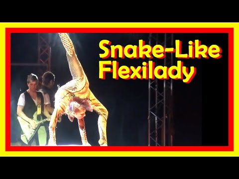 Extremely Flexible Contortionists Duos And Singles