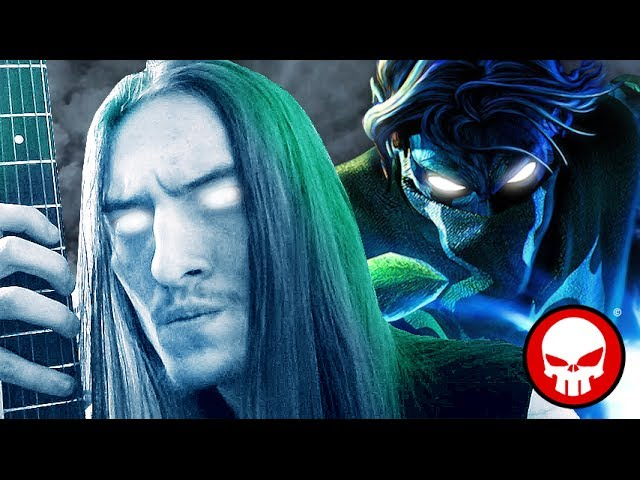 filmik soul reaver theme metal version