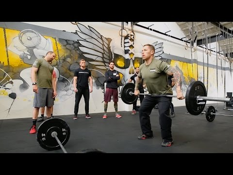 Efficiency Tips: Barbell Cycling