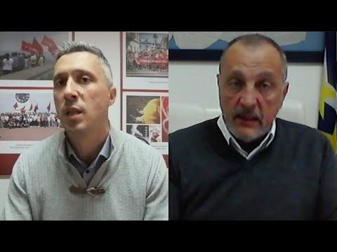 Kontekst: Obradović i Živković o (ne)izlasku na izbore u Srbiji