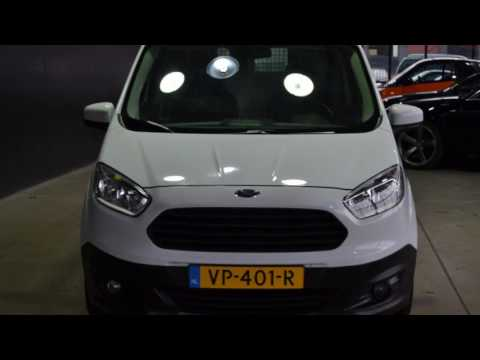 Ford Transit Courier 1.6 TDCI TREND BTW Airco Cruise control APK 29-06-2018 Inruil mogelijk