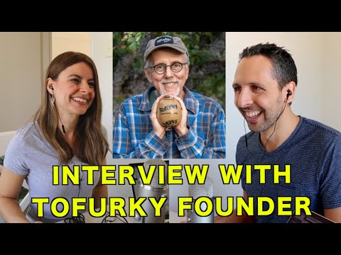 IN SEARCH OF THE WILD TOFURKY! with Seth Tibbott