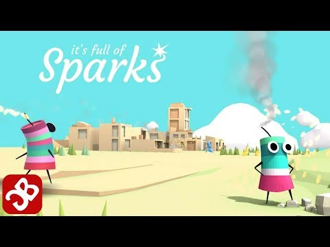 It's Full of Sparks (By Noodlecake Studios) iOS Gameplay Trailer