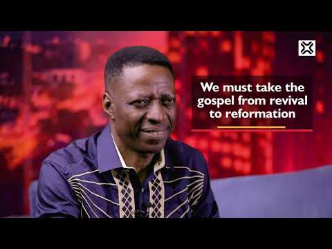 Chat with Sam Adeyemi on Africas role in what God is doing season  Exponential NG Studio