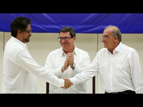 Colombia to vote on FARC peace deal