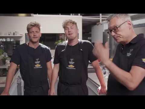 Norlie & KKV lagar italiensk pasta och pratar musik