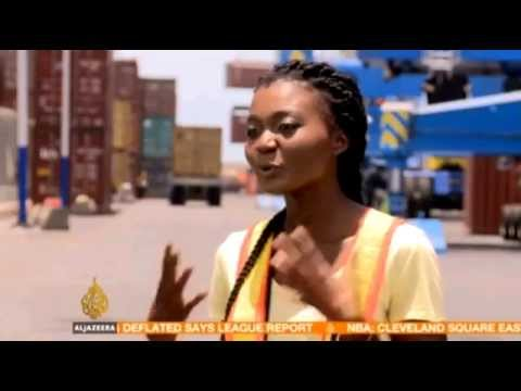 Aljazeera's Ama Boateng Reports on MEST
