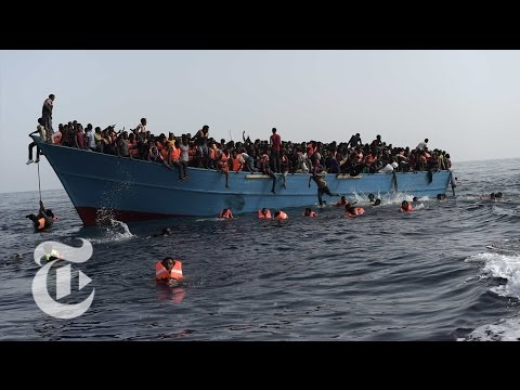 Sent to Die in the Mediterranean | The New York Times