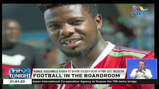 Allan Wanga, Kasumba and Enosh to share golden boot after IDCC decision