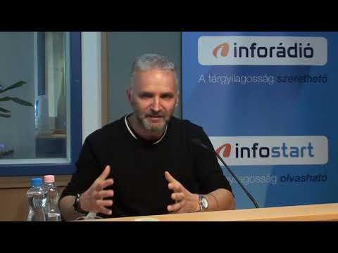 InfoRádió - Aréna - Wachsler Tamás - 1. rész - 2020.09.04.