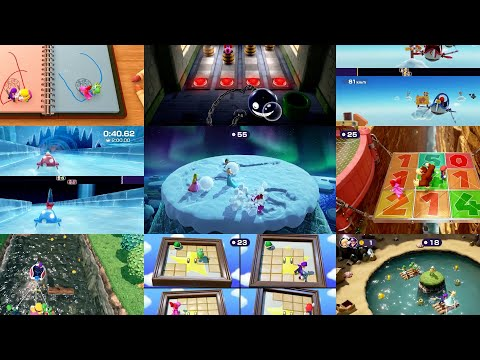 Mario Party Superstars Revealed For Switch