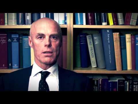 Advokat, jur. dr Jon Kihlman berättar om identifiering och e-signering