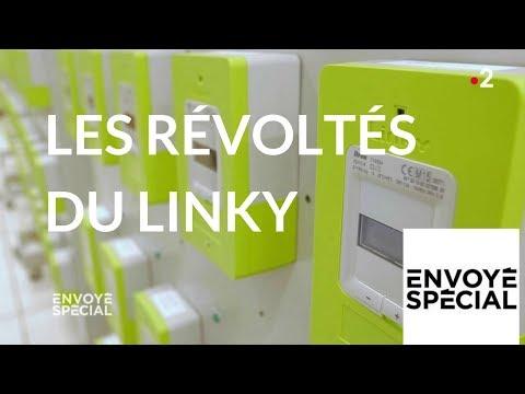 nouvel ordre mondial | Envoyé spécial. Les révoltés du Linky - 14 juin 2018 (France 2)