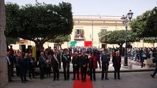 Campobello di Licata 74° anniversario della Liberazione d'Italia
