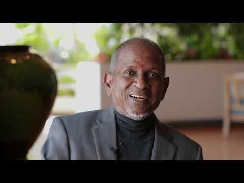 Maestro Isainyani Ilaiyaraaja in Singapore - Full Interview