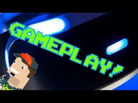 PROBANDO PLAYSTATION VR || PSVR GAMEPLAY