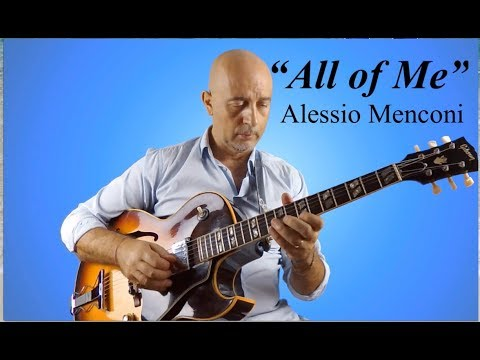 All of me - Alessio Menconi