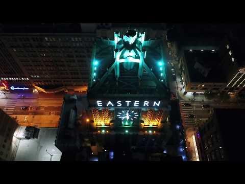 Los Angeles via Drone - Eastern Columbia Building - UCM5gbHADdY-fFB6lsH443wQ