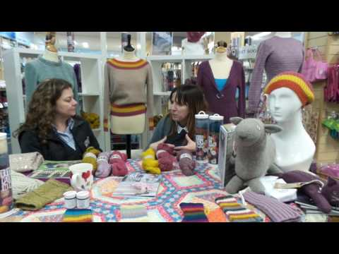Sara chats to Verity from Baa ram ewe